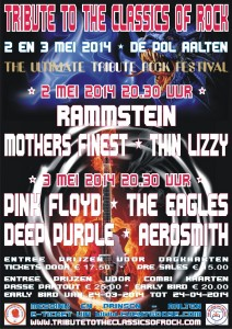 Classics of Rock 3 mei 14